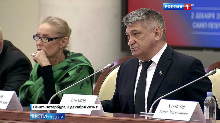 Киселев: Сокуров защищает Сенцова, а Путин заботится и о защите самого Сокурова