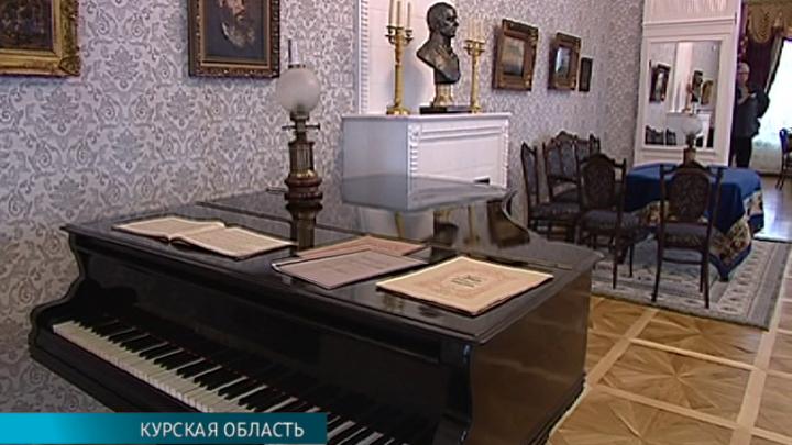 В деревне Воробьёвка после реконструкции открыт музей-усадьба Афанасия Фета