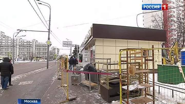 Снос самостроя в Москве: власти демонтируют последние объекты
