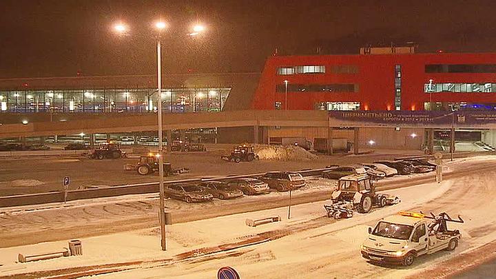 Самолет вернулся в Шереметьево из-за сигнала о поломке