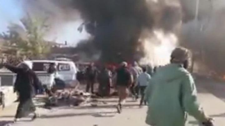 """Коалиция """"по согласованию"""" разбомбила госпиталь в Мосуле"""