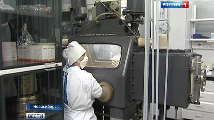 В Новосибирске успешно испытали новую российскую вакцину от лихорадки Эбола
