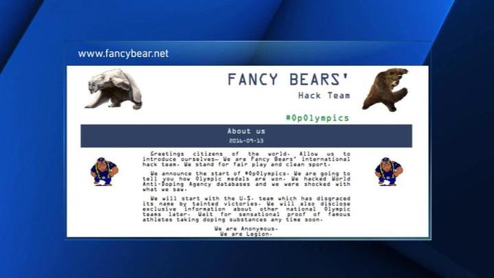 Fancy Bears опубликовали материалы о сговоре США и Канады против МОК