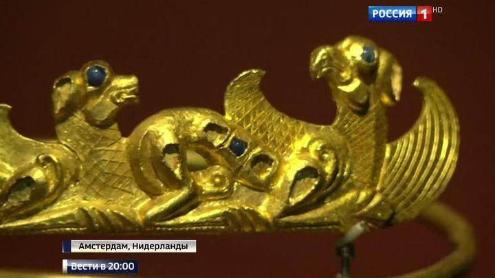Золото скифов принесено в жертву политике: почему Крым лишили музейных ценностей