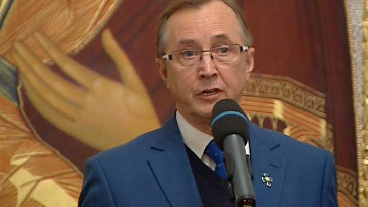 "В храме Христа Спасителя вручили премию ""Человек года"""