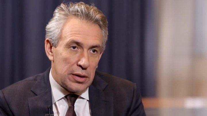 Сергей Горьков рассказал о новой стратегии Внешэкономбанка