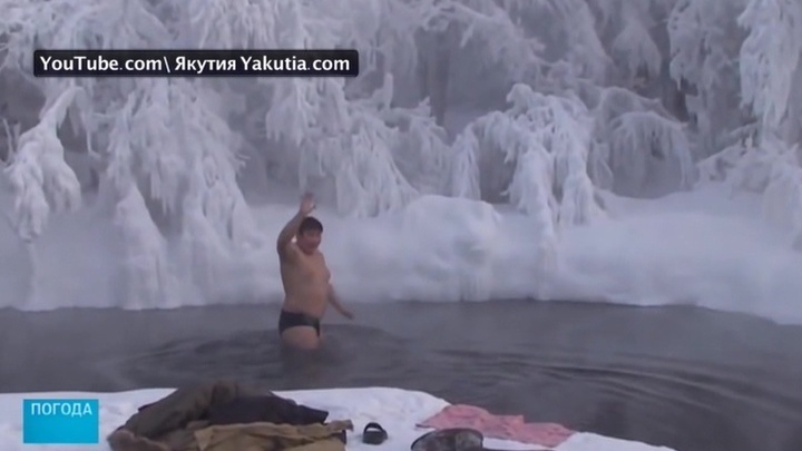 Экстремальный мороз: польза и вред низких температур