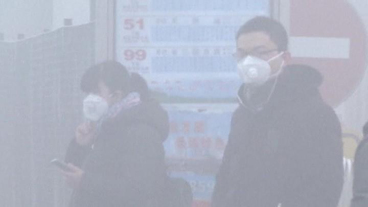 Для китайцев угольный смог закрыл небо