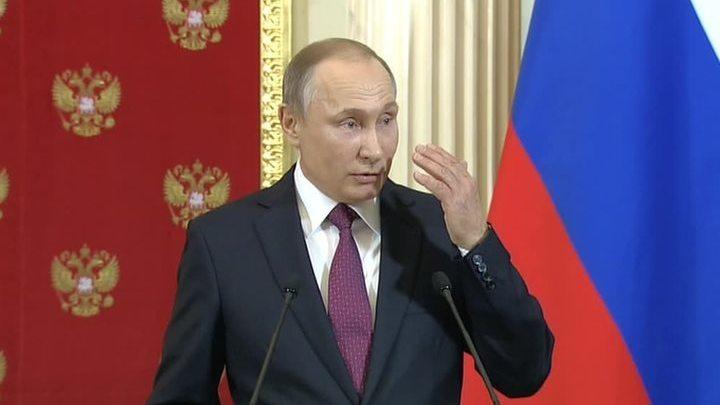 Путин С Проститутками