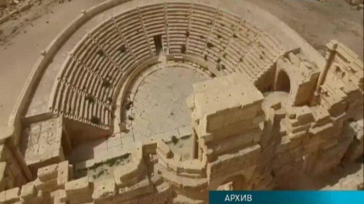 Ирина Бокова назвала разрушение памятников Пальмиры военным преступлением