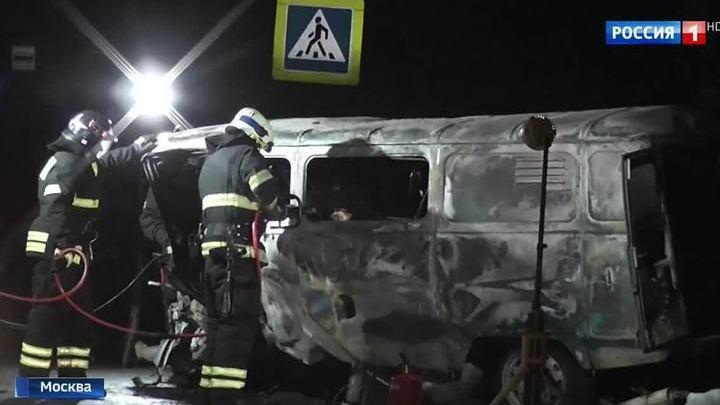 Пострадавшие в аварии на Варшавском шоссе остаются в тяжелом состоянии