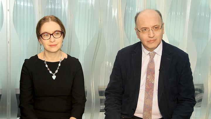 Димитрис Яламас и Елена Саенкова