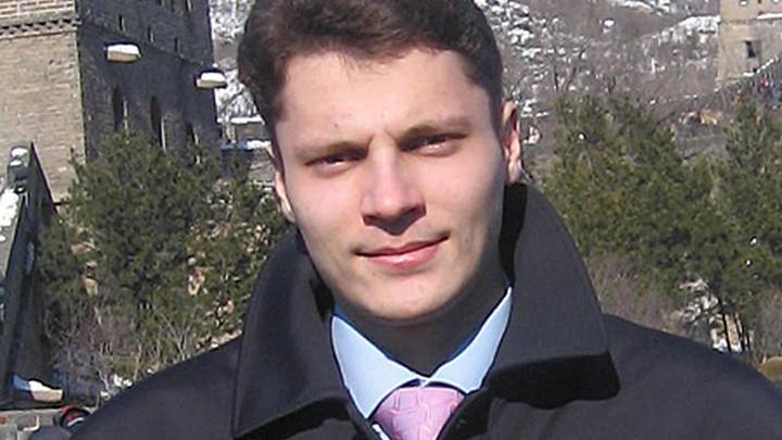 """Генеральный директор компании """"Бренд монитор"""" (Brand Monitor или BMonitor) Юрий Вопилов."""