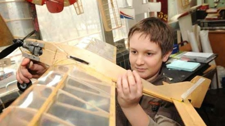 Детское и юношеское техническое творчество: проблемы и пути решения