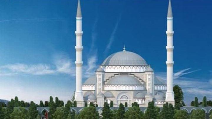 Через два года в Симферополе откроется Соборная мечеть