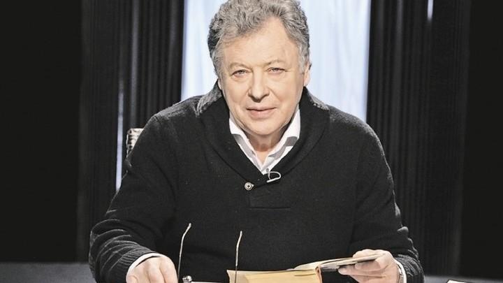 Игорь Волгин принимает поздравления с 75-летием
