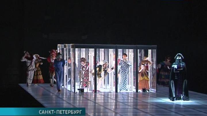 """В Александринке отметили вековой юбилей постановки """"Маскарад"""" Всеволода Мейерхольда"""
