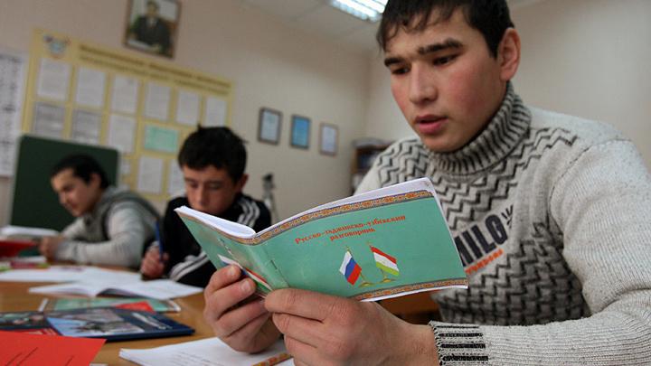 МВД: все больше граждан Таджикистана желают переехать в Россию на ПМЖ