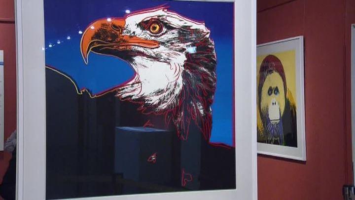 В Дарвиновском музее открылась выставка Энди Уорхола