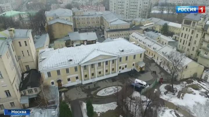 Центру Рерихов придется освободить усадьбу Лопухиных