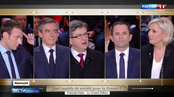 Кандидаты в президенты Франции предлагают закрыть границы, выйти из НАТО и признать Крым