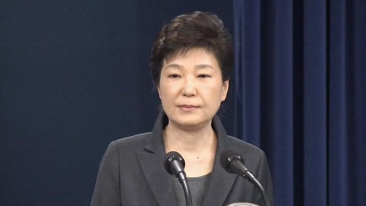 Ночной арест: экс-президент Южной Кореи Пак Кын Хе отправлена за решетку