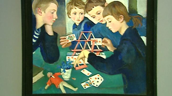 В Инженерном корпусе Третьяковки идет подготовка к выставке работ Зинаиды Серебряковой