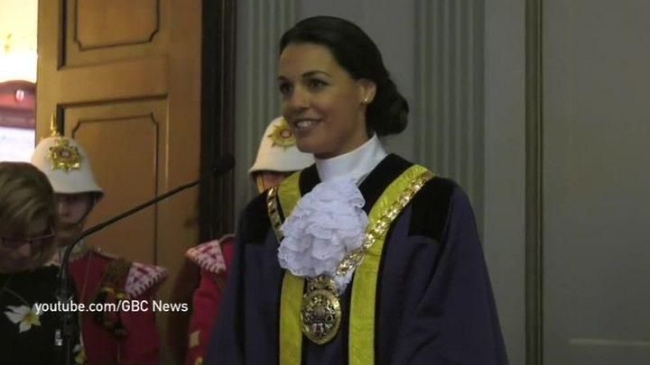 Бывшую Мисс мира назначили мэром Гибралтара