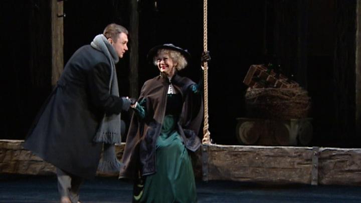 В Театре Маяковского поставили спектакль к юбилею Светланы Немоляевой