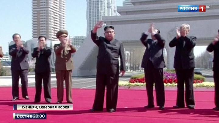 """Корреспондент """"Вестей"""" приблизилась к лидеру КНДР: репортаж из самой закрытой страны мира"""