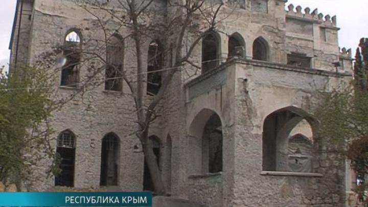 В Крыму начали реставрировать памятники архитектуры регионального значения