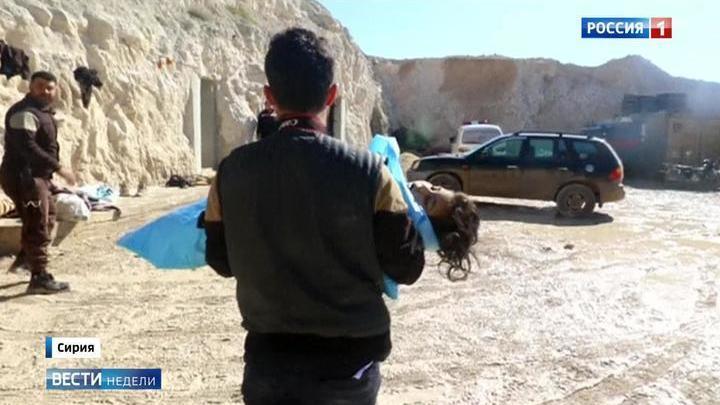 Американцы безнаказанно убивают мирных сирийцев безо всякой химии