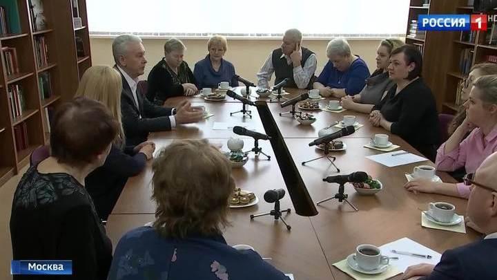 Собянин: голосование по переселению пятиэтажек начнётся 15 мая