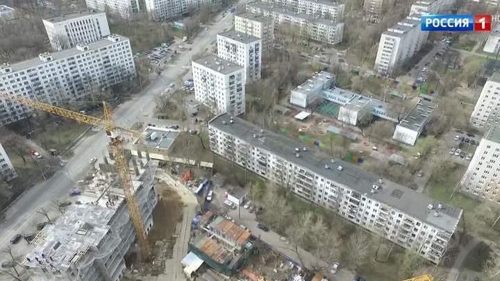 Собянин пообещал защитить права москвичей при переселении из хрущевок