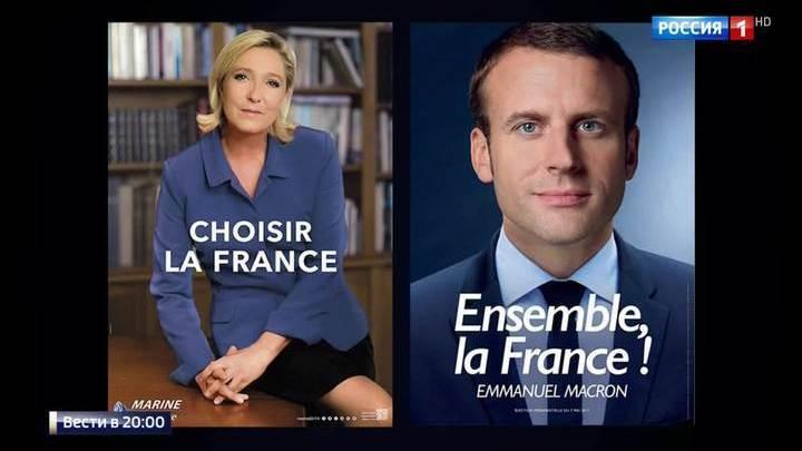 Франция на финишной прямой:  интригу держит коммунист