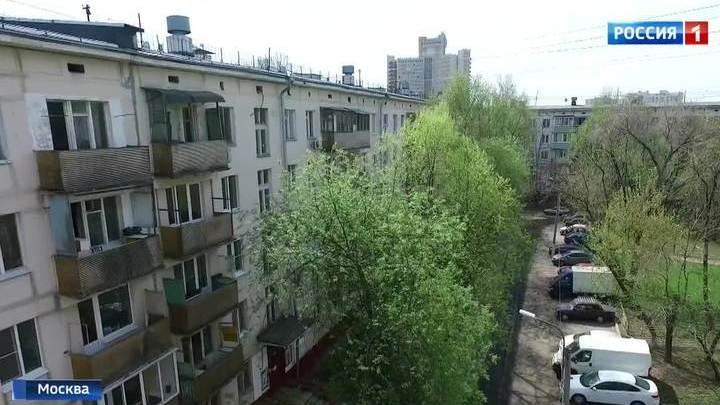 Реновация жилья: в предварительном перечне - почти пять тысяч домов