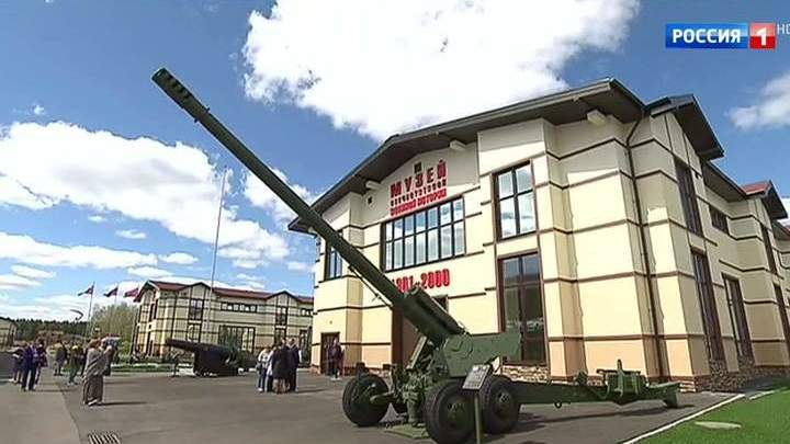 Уникальная коллекция техники и оружия: музей военной истории расширяется