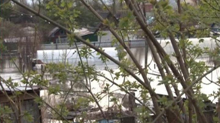 """""""Погода 24"""": в Тюменской области затоплены 4000 домов"""