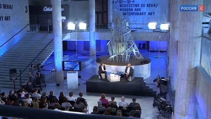 Андреа Палладио и Заха Хадид. Онлайн-трансляция лекции из Новой Третьяковки