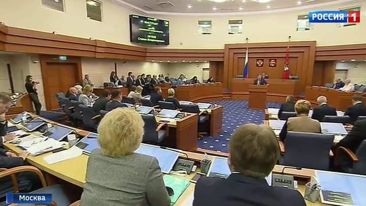В Мосгордуме обсуждают законопроект о гарантиях по программе реновации жилья