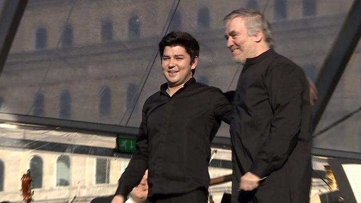 Мариинский театр завершит Летний фестиваль в Фестшпильхаусе