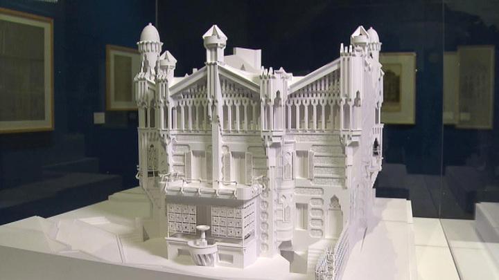 Все о великом архитекторе Гауди: выставка в Москве