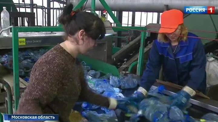 Эксперимент в Мытищах: раздельный сбор мусора – это выгодно
