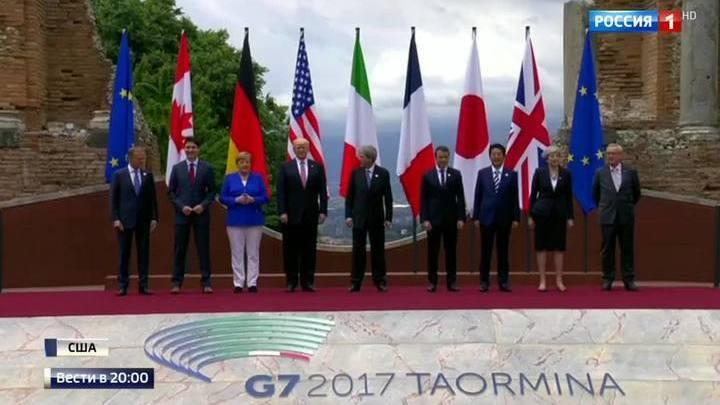 Глобальное похолодание отношений: Европа недовольна Трампом