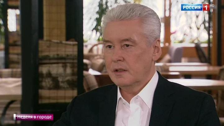 Сергей Собянин рассказал о тонкостях реновации