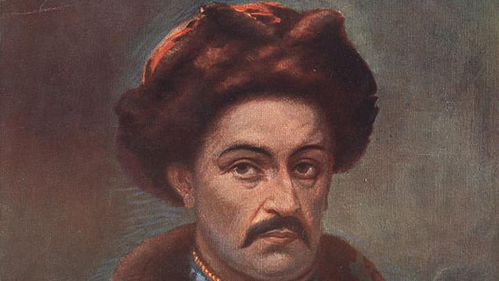 Мазепа Иван Степанович, гетман. Картина