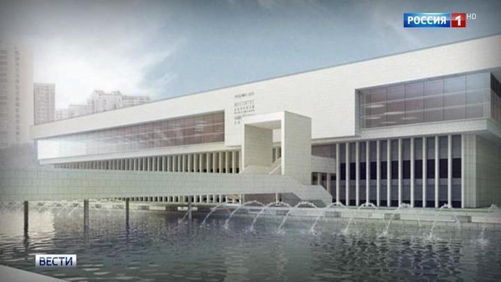 Утвержден проект восстановления библиотеки ИНИОН