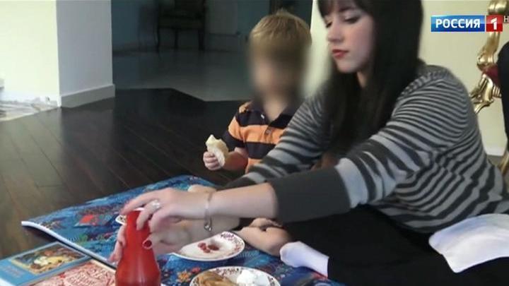 Мать отдала 5-летнего ребенка в порносекту