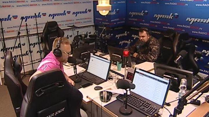 Сергей Стиллавин и его друзья. VW Arteon 2018