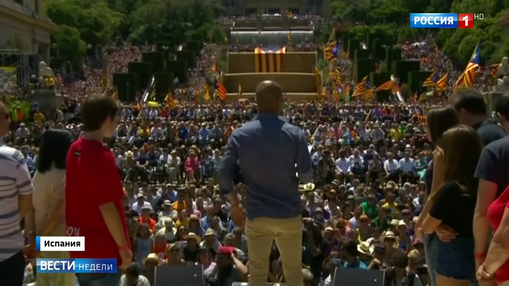 Каталонцы не хотят играть по правилам Мадрида